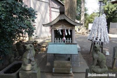 篠原八幡神社(横浜市港北区篠原町)11
