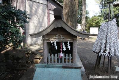 篠原八幡神社(横浜市港北区篠原町)14