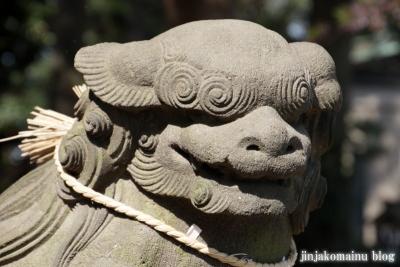篠原八幡神社(横浜市港北区篠原町)32