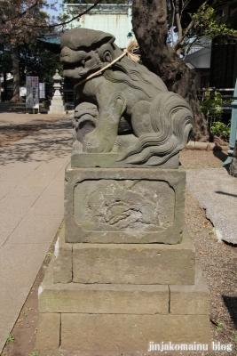 篠原八幡神社(横浜市港北区篠原町)21