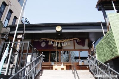 菊名神社(横浜市港北区菊名)15