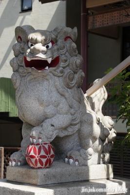 菊名神社(横浜市港北区菊名)5
