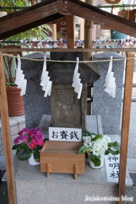 菊名神社(横浜市港北区菊名)9