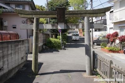 八杉神社(横浜市港北区大豆戸町)4