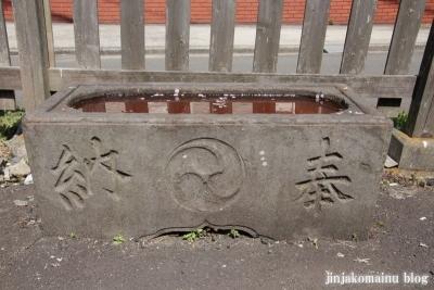 八杉神社(横浜市港北区大豆戸町)6