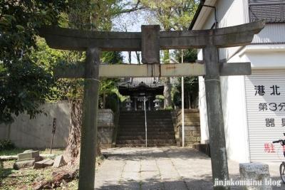 八杉神社(横浜市港北区大豆戸町)7