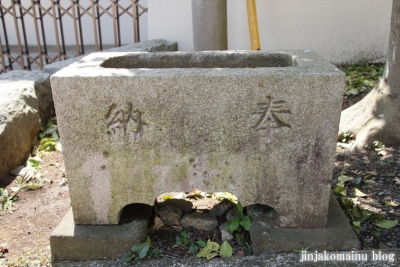 八杉神社(横浜市港北区大豆戸町)9