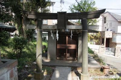 八杉神社(横浜市港北区大豆戸町)16