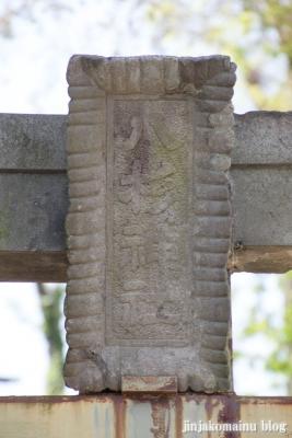 八杉神社(横浜市港北区大豆戸町)8