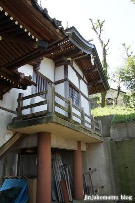 八杉神社(横浜市港北区大豆戸町)13