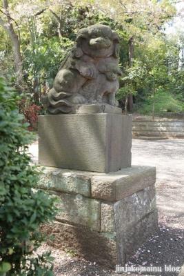 八杉神社(横浜市港北区大豆戸町)25