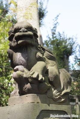 八杉神社(横浜市港北区大豆戸町)34
