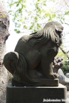 八杉神社(横浜市港北区大豆戸町)35