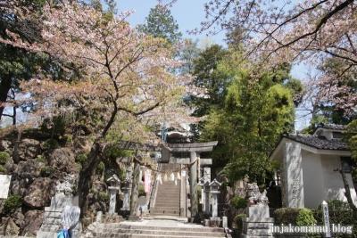 熊野神社(横浜市港北区師岡町)1