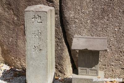 熊野神社(横浜市港北区師岡町)12