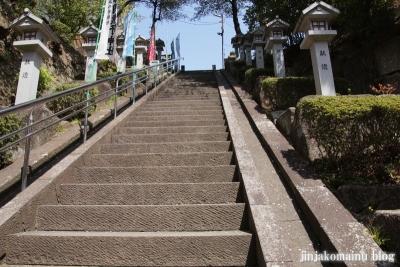 熊野神社(横浜市港北区師岡町)13