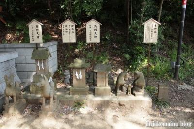 熊野神社(横浜市港北区師岡町)20