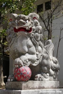 熊野神社(横浜市港北区師岡町)3