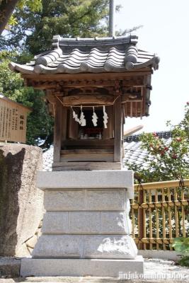 熊野神社(横浜市港北区師岡町)8