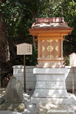 熊野神社(横浜市港北区師岡町)23