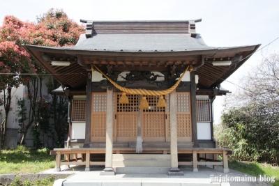 八幡神社(横浜市港北区大曾根台)8