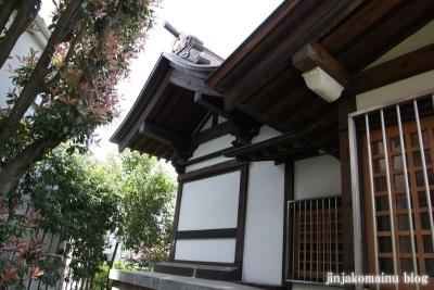 八幡神社(横浜市港北区大曾根台)10