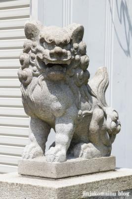 八幡神社(横浜市港北区大曾根台)6