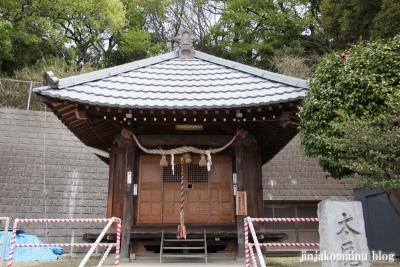 太尾神社(横浜市港北区大倉山)6