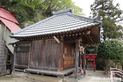 太尾神社(横浜市港北区大倉山)7