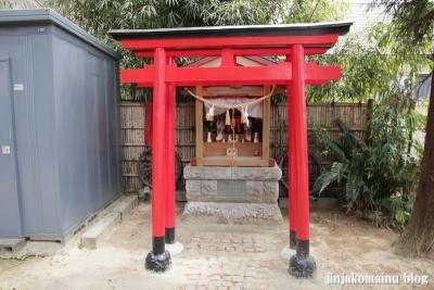 太尾神社(横浜市港北区大倉山)9