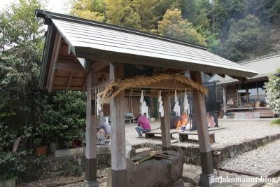 杉山神社(横浜市港北区新羽町)9