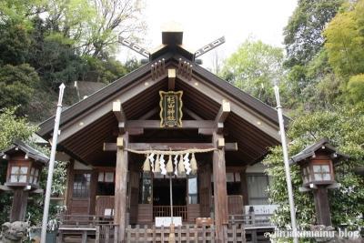杉山神社(横浜市港北区新羽町)10
