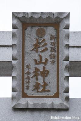 杉山神社(横浜市港北区新羽町)5
