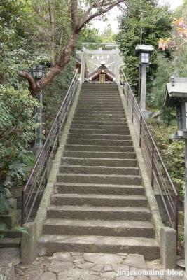杉山神社(横浜市港北区新羽町)6