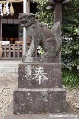 杉山神社(横浜市港北区新羽町)19