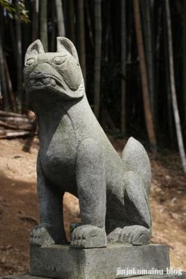 稲荷神社(横浜市港北区新吉田町)3