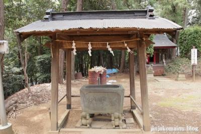 杉山神社(横浜市港北区新吉田町)5