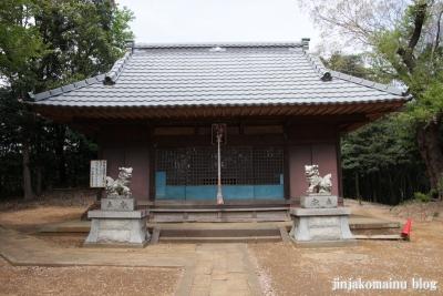 杉山神社(横浜市港北区新吉田町)7