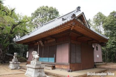 杉山神社(横浜市港北区新吉田町)11