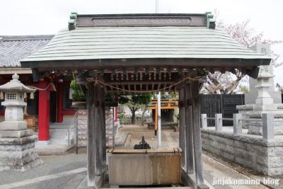若雷神社(横浜市港北区新吉田町)4