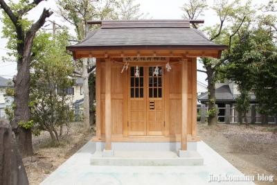 若雷神社(横浜市港北区新吉田町)13