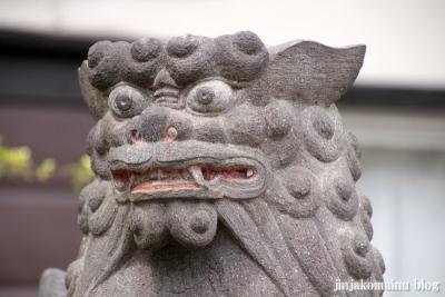 若雷神社(横浜市港北区新吉田町)25