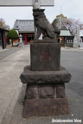 若雷神社(横浜市港北区新吉田町)14