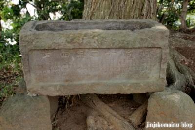 新明神社(横浜市港北区綱島東)3