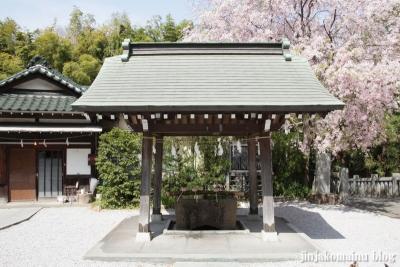 諏訪神社(横浜市港北区綱島東)2
