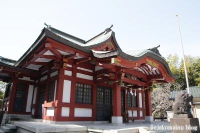 諏訪神社(横浜市港北区綱島東)6