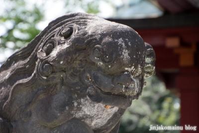 諏訪神社(横浜市港北区綱島東)20
