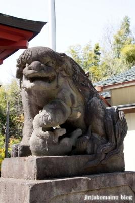諏訪神社(横浜市港北区綱島東)11