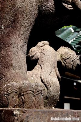 諏訪神社(横浜市港北区綱島東)19