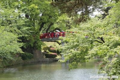 龍城神社(岡崎市康生町)2